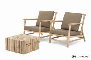 Conjuntos de sillones