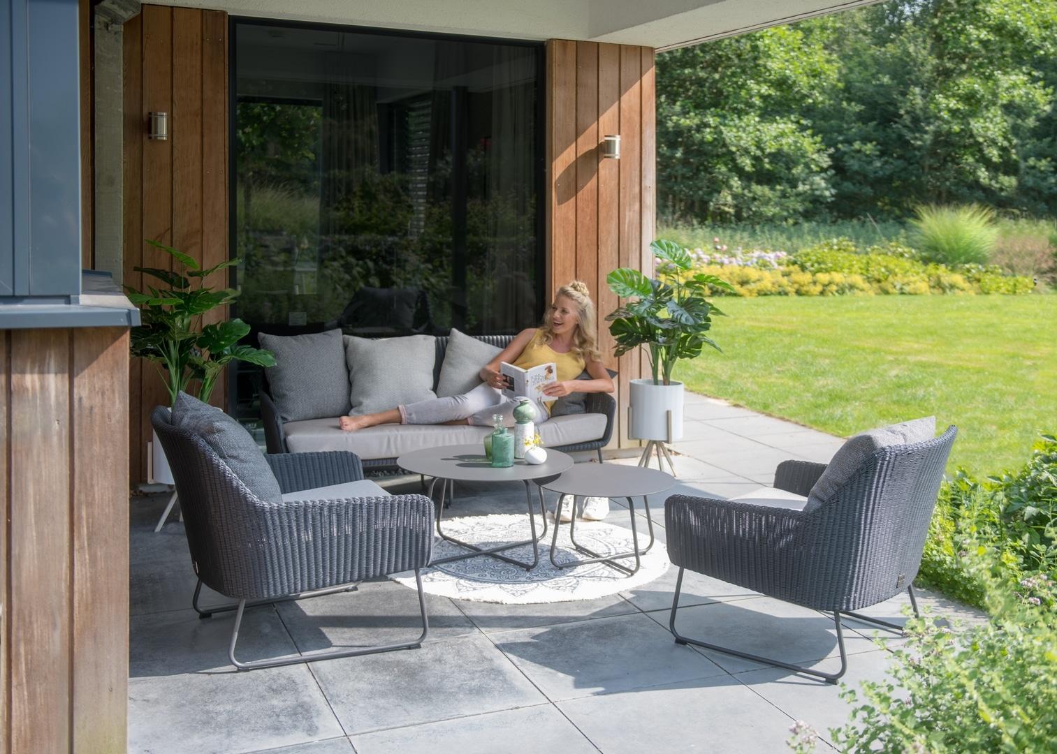4 Seasons Outdoor® Sillón Avila Living | De Tropen on 4 Seasons Outdoor Living id=87473