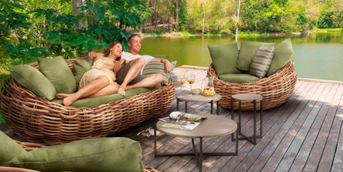 Set Cocoon Lounge set