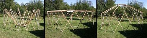 frame-deployment yurta