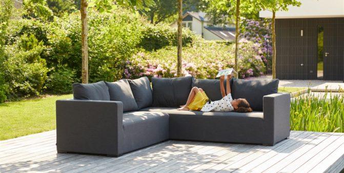 Sumbrela Oliver Lounge Set