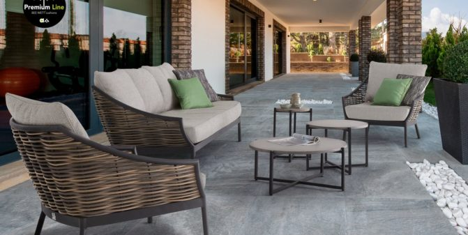 Apple Bee Milou Lounge Set