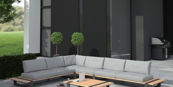 Duke Lounge set